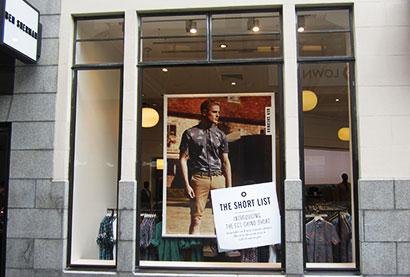 Ben Sherman Auckland New Zealand store